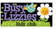 Busy Lizzies Kids Club Logo